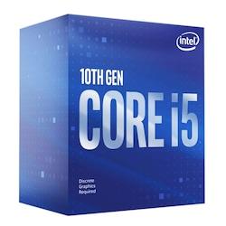 Intel Core i5-10400F 2.9 GHz LGA1200 12 MB Cache 65 W İşlemci