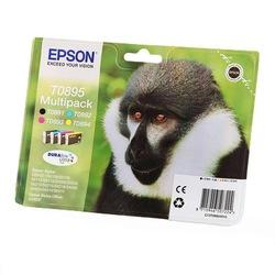 Epson T0895 4Lü Set Kartuş Bx300 / Sx100 / Sx205