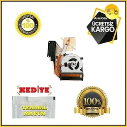 Orijinal Lenovo P500 20221 Notebook Cpu Heatsink Fan AT0SY0030C0