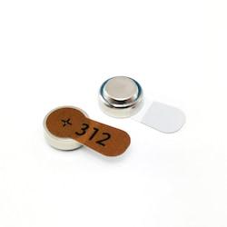 Oticon 312 Numara 1.45V İşitme Cihazı Pili 6 x 5'li