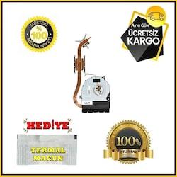 Asus X550LC Serisi Cpu Heatsink Soğutucu Fan 13N0-Q8A0101