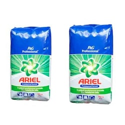 Ariel Profesyonel Toz Çamaşır Deterjanı 2 x 10 KG