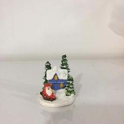 Noel Babalı Ev
