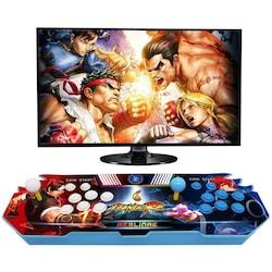 MERLINAE 3003 Games Arcade Machine, Family Game Pandora's Box 6