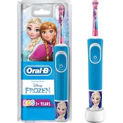 Oral-B Çocuklar İçin Şarj Edilebilir Diş Fırçası D100 Frozen Özel Seri