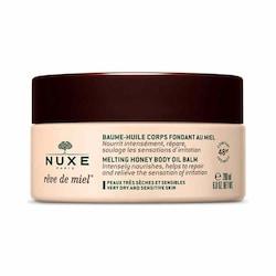 Nuxe Melting Honey Body Oil Balm 200 ml Vücut Balsamı