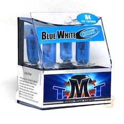 TMT Beyaz Işık H4 12V-100W 8000K Far Ampul Seti