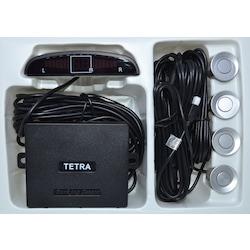 Metraj Göstergeli Geri Vites Park Sensörü 22mm Gri Lens TETRA