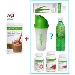 Herbalıfe SET-Formül 1 Besleyici Shake (Aroma Seçimli) + 2. Ürün