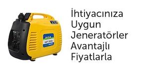 Aksa Attlas Amc Hyundai Jeneratörler