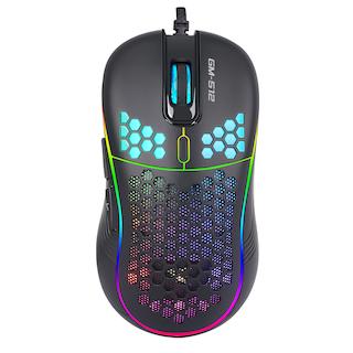Xtrike Me GM-512 Kablolu RGB Optik Oyuncu Mouse