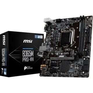 Msi B365M PRO-VH Intel B365 2666 MHz DDR4 Soket 1151 mATX Anakart
