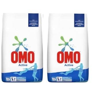 Omo Active Toz Çamaşır Deterjanı 2 x 10 KG