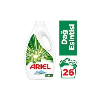 Ariel Dağ Esintisi Sıvı Çamaşır Deterjanı 26 Yıkama 1690 ML