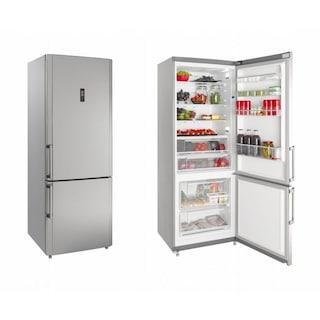 Silverline R12071X01 507 LT A+ Kombi Tipi Buzdolabı