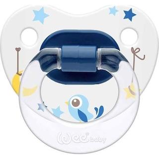Wee Baby Desenli Damaklı Emzik No:3  18+ Ay 835