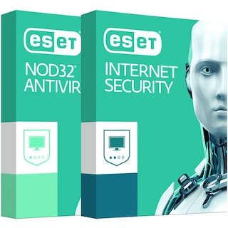 Eset Nod32 Antivirüs / İnternet Security 2020 1-3-5-10 PC 1-2 YIL