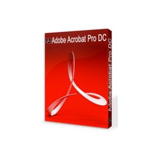 Adobe Acrobat Pro DC Dijital Lisans - Faturalı-SURESIZ