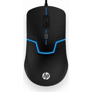 Hp M100 Usb Gaming Oyuncu Mouse Işıklı