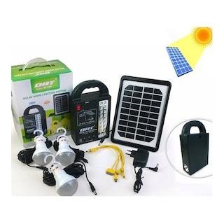 YENİ MODEL DAT AT-999 Güneş Enerjili Solar  Aydınlatma Sistemi