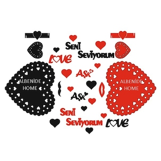 Aşk Keçe Amerikan Servis Takımı