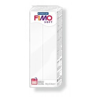 Staedtler Fimo Soft Polimer Kil 454 gr. 0 White (BEYAZ)