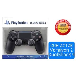 PS4 DUALSHOCK 4 YENİ NESİL V2 SONY EURASIA CUH-ZCT2E