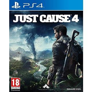 PS4 JUST CAUSE 4 YENİ OYUN SIFIR  FEZA DAN