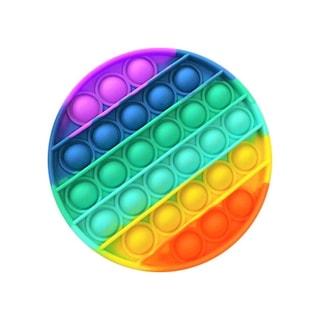 Pop It Push Bubble Fidget Popit Duyusal Oyuncak Zihinsel Anti Str