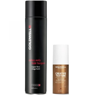 Goldwell Roughman Mat Macun 100ml + Tutucu Sprey 600ml