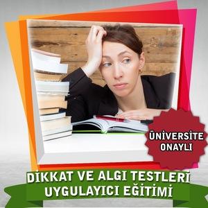 Dikkat ve Algı Testleri Uygulayıcı Eğitimi