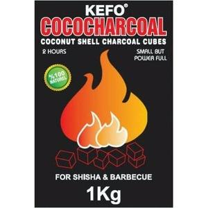 Kefo hindistan cevizi kömürü