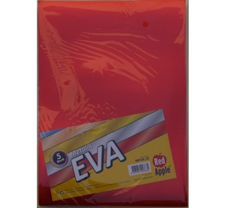 Red Apple Metalik Eva Meva-10 10 Renk