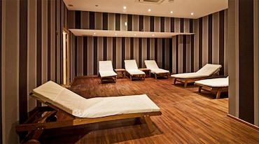 Anemon Konya Hotel'de Aia Spa'da Masaj Keyfi ve Spa Kullanımı
