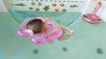 BABY Spa'ce Spa'da Bebeklerinize Özel Baby Masajı