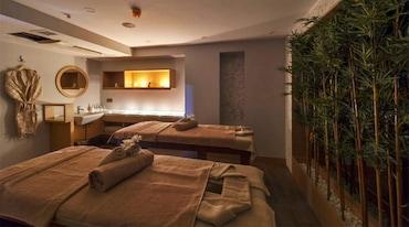 Şişli Boursier Hotel Aqu Body Spa'da Masaj Keyfi ve Spa Kullanımı