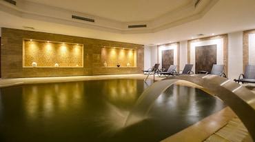 İkbal Thermal Hotel & Spa'da Masaj Keyfi ve Spa Kullanımı