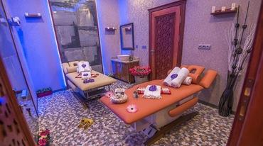 Rize Babillon Hotel & Spa'da Masaj Keyfi ve Spa Kullanımı
