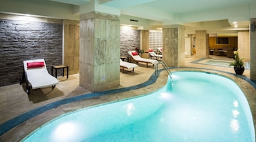 Sirkeci Orka Royal Hotel Ocean Spa'da Masaj Keyfi ve Spa Kullanım