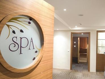 Sultanahmet Küpeli Palace Hotel & Spa'da Masaj ve Spa Kullanımı