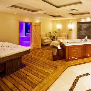 The Green Park Hotel Pendik'te Masaj Keyfi ve Spa Kullanımı