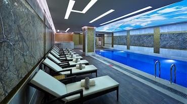 Topkapı Mercure Hotel Reef Spa'da Masaj Keyfi ve Spa Kullanımı