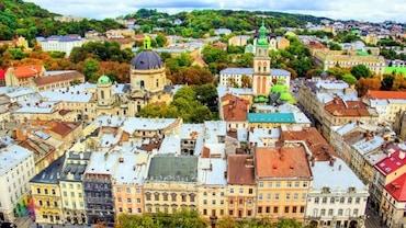 Lviv Turu Yılbaşı Özel Türk Havayolları ile