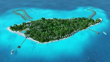 Maldivler, Amari Havodda 5*, 5 Gece