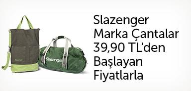 Slazenger Çanta'lar 39,90 TL'den Başlayan Fiyatlarla - n11.com