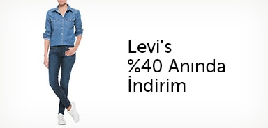 Levi's Seçili Ürünlerde %40 Anında İndirim - n11.com