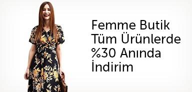 Femmebutik Tüm Ürünlerde %30 Anında İndirim  - n11.com