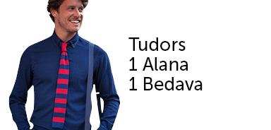 Tudors 1 Alana 1 Bedava  - n11.com