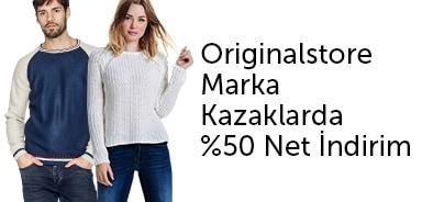Originalstore Kazaklarda Net %50 İndirim - n11.com