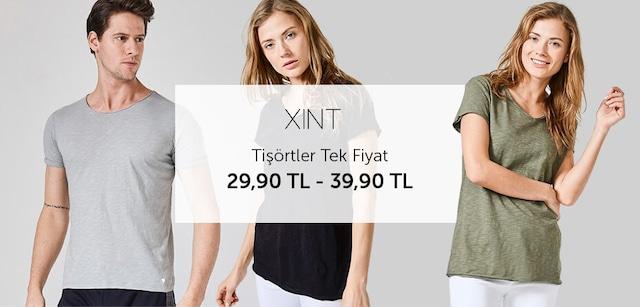 Xint Tişörtler Tek Fiyat 29,90 TL - 39,90 TL